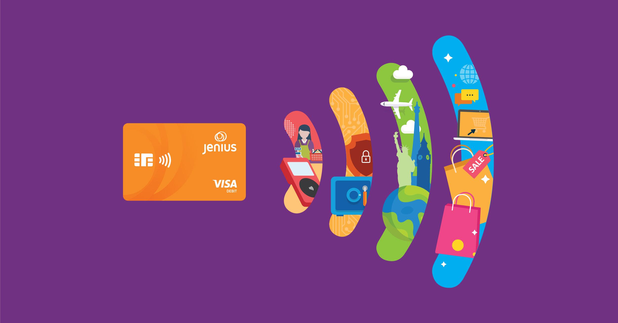 Tips Aman Bertransaksi Dengan Kartu Debit Jenius Visa Contactless